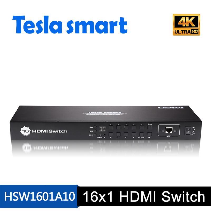 16x1 HDMI Switch