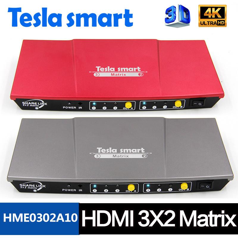 HDMI 3x2 Matrix