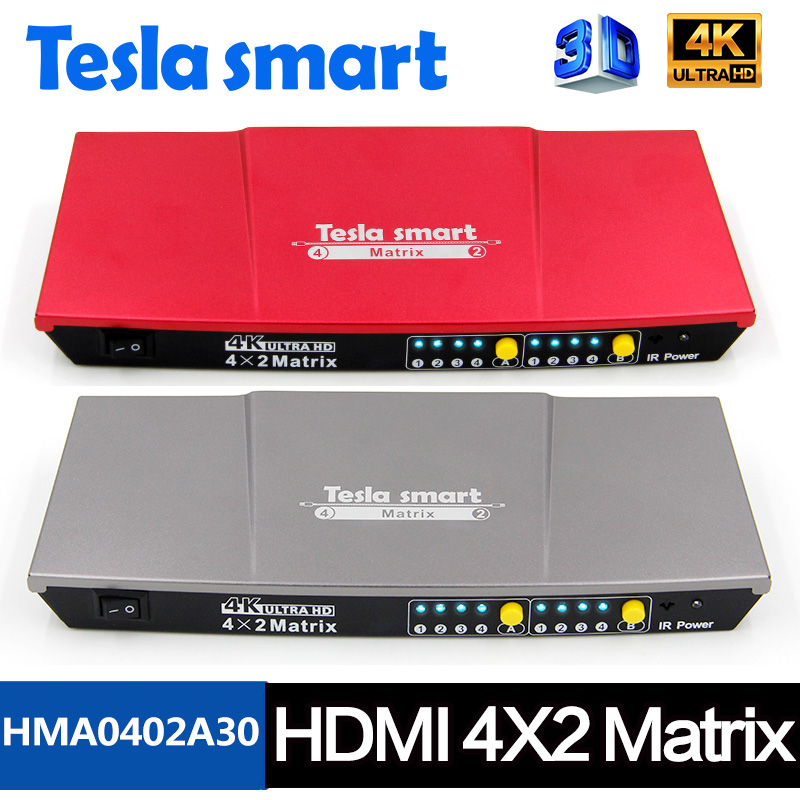 HDMI 4x2 Matrix