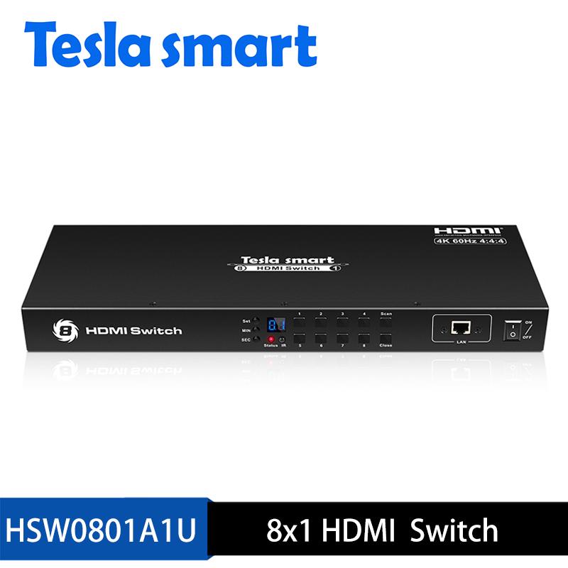 8x1 HDMI Switch 4K@60Hz 4:4:4